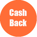 Cashback and coupons